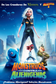 Monstruos vs Aliens (2009)