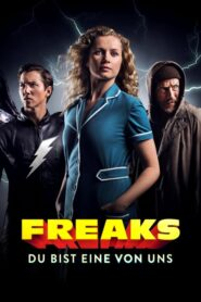 Freaks: 3 superhéroes (2020)