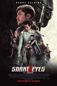 G.I. Joe: Snake Eyes El origen (2021)